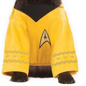Rubie's Star Trek Captain Kirk Dog Costume Large